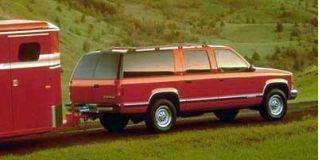 1997 Chevrolet Suburban Photo