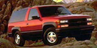 1997 Chevrolet Tahoe Photo