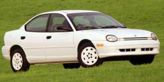 1997 Dodge Neon Photo