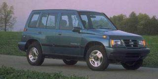 1997 Geo Tracker Photo