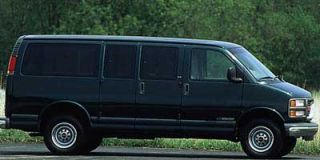 1997 GMC Savana Passenger Photo