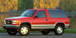 1997 GMC Yukon Photo