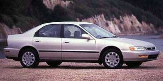 1997 Honda Accord Sedan Photo