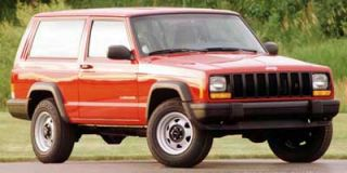 1997 Jeep Cherokee Photo