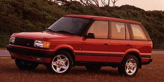 1997 Land Rover Range Rover Photo