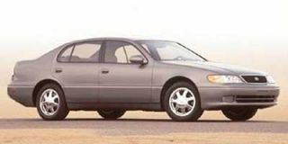 1997 Lexus GS 300 Luxury Perform Sedan Photo