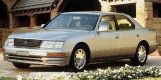 1997 Lexus LS 400 Luxury Sedan Photo