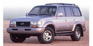 1997 Lexus LX 450 Luxury Wagon Photo