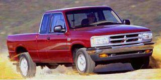 1997 Mazda B-Series 2WD Truck Photo