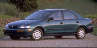 1997 Mazda Protege Photo
