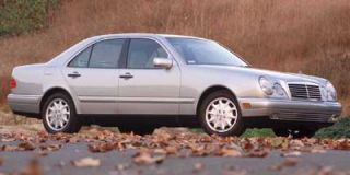 1997 Mercedes-Benz E Class Photo