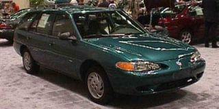 1997 Mercury Tracer LS