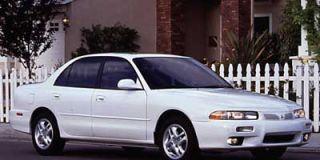 1997 Mitsubishi Galant Photo
