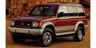 1997 Mitsubishi Montero Photo