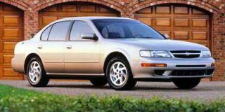1997 Nissan Maxima Photo