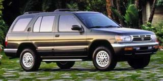 1997 Nissan Pathfinder Photo
