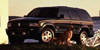 1997 Oldsmobile Bravada Photo