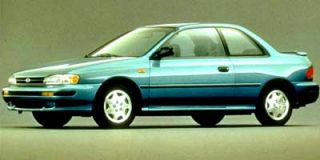 1997 Subaru Impreza Coupe Photo