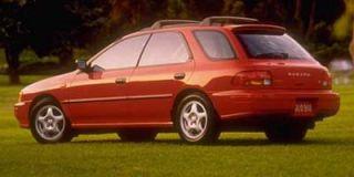 1997 Subaru Impreza Photo