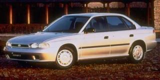 1997 Subaru Legacy Sedan Photo