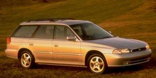 1997 Subaru Legacy Wagon Photo