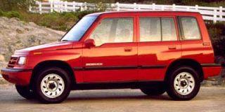 1997 Suzuki Sidekick Photo