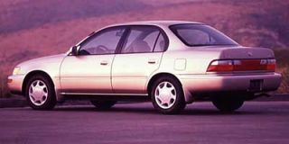 1997 Toyota Corolla Photo