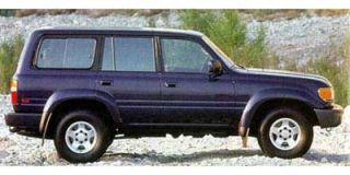 1997 Toyota Land Cruiser Photo