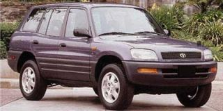 1997 Toyota RAV4 Photo