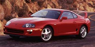1997 Toyota Supra Photo