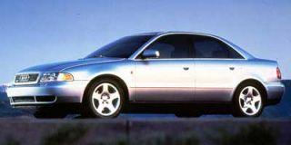 1998 Audi A4 Photo