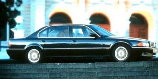 1998 BMW 7-Series Photo