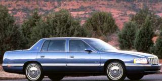 1998 Cadillac d'Elegance Photo