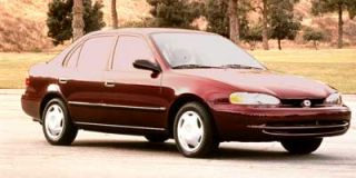 1998 Chevrolet Prizm Photo