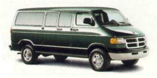 1998 Dodge Ram Wagon Photo