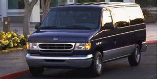 1998 Ford Club Wagon Photo