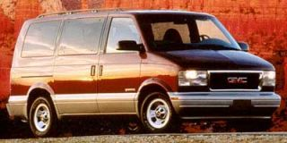 1998 GMC Safari Passenger Photo