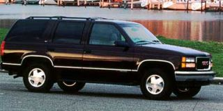 1998 GMC Yukon Photo