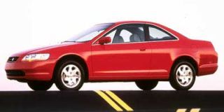 1998 Honda Accord Coupe Photo