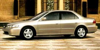 1998 Honda Accord Sedan Photo