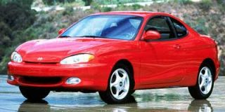 1998 Hyundai Tiburon Photo