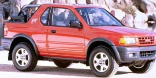 1998 Isuzu Amigo Photo