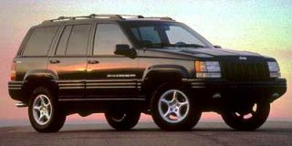 1998 Jeep Grand Cherokee Photo