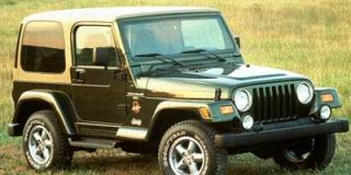 1998 Jeep Wrangler Photo