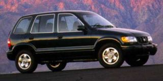 1998 Kia Sportage Photo