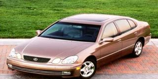 1998 Lexus GS 300 Luxury Perform Sedan Photo