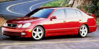 1998 Lexus GS 400 Luxury Perform Sedan Photo