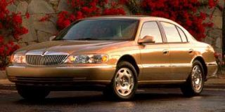 1998 Lincoln Continental Photo