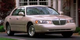 1998 Lincoln Town Car Photo