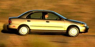 1998 Mazda Protege Photo